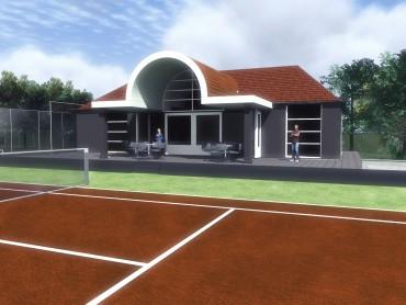 Tennis Club Langenboom TCL FOSP Architecten