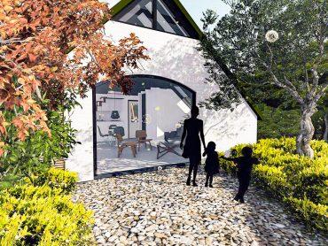 Architect Assen Gastenverblijf Bouw Eerbeek Gelderland