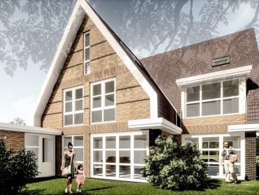 Woning Bouw Architectuur Smilde