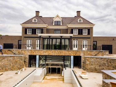 Landgoed Walrick Architect FOSP Assen Wijchen Brabant NHDB Uden