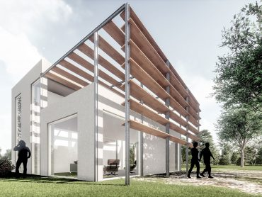 Villa Light Architect BNA Bouw